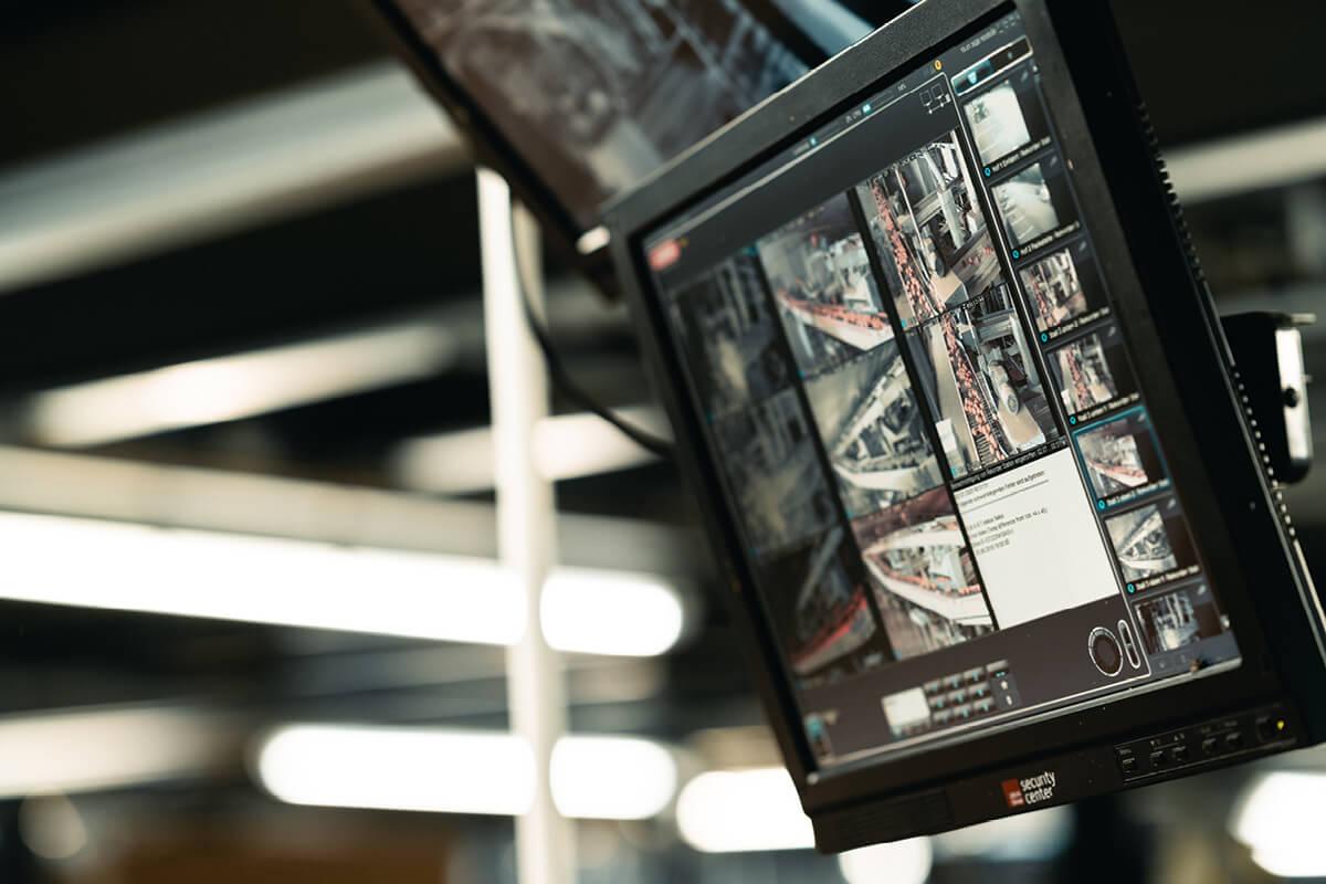 Maschinen können u.a. sortieren, stempeln und stapeln.